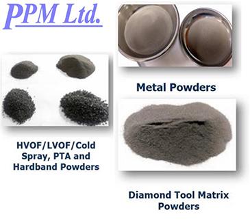 各種炭化物・窒化物粉末