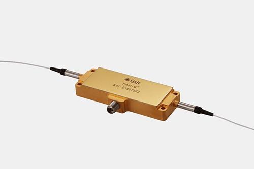 ファイバ結合AO変調器 Fiber-Q (TM)
