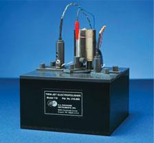 ツインジェット電解研磨装置 Model110