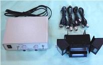 ハレーション・スクラッチ特殊照明ユニット Model LS-56DTR