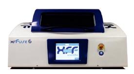 ガラスビード作成/アルカリ溶融装置 xrFuse 6